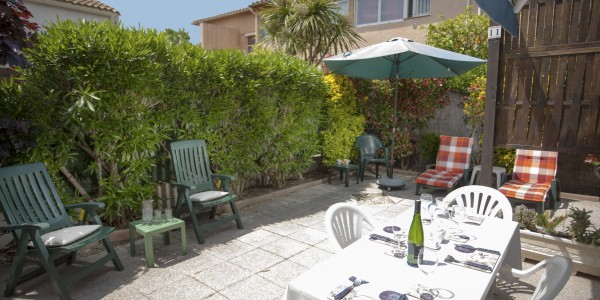 argeles-plage-village-terrasse-jardin-location-vacances
